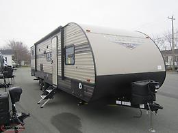 Our First 2020 Model! The Wildwood 282QBXL Quad Bunk Travel Trailer
