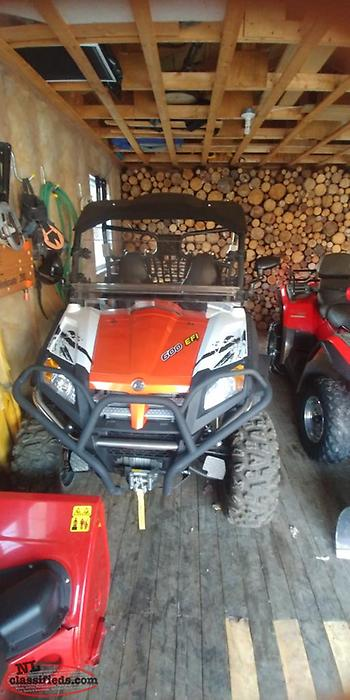 New & Used CFMOTO UTVs (Side by Sides) for Sale | NL Classifieds