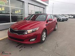 Beautiful 2015 Kia Optima LX Sunroof