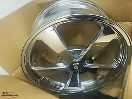 4 shelby/mustang rims 2 tires 255 35 20