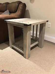 Newly Built Coffee Table Set