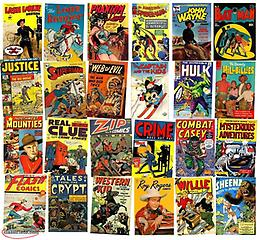 $ COMIC BOOKS WANTED $