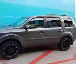 17 inch rims and tires SUV
