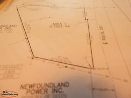 MLS # 1194024 132 Main Street Burin VACANT COMMERCIAL LOT