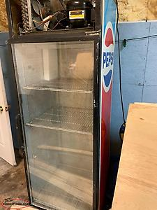 Old Pepsi Cooler