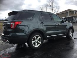 2016 XLT Ford Explorer 4WD