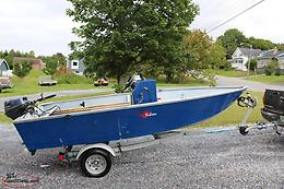 Boat ,motor and trailer