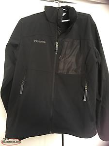 Men's Columbia Soft Shell Jacket
