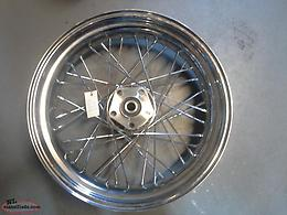 "17"" Rim - chrome spoke"