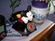 Mickey Mouse Telephone in great condition