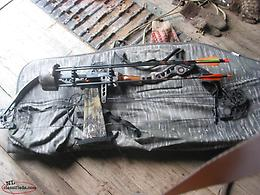 hunting bow and gun cases