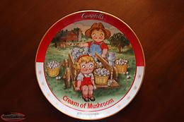 The Campbell Soup Kids Collector Plates - NEW PRICE