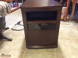 Infrared red electric heater 1500 watts