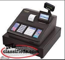Sharp Cash Register ERA247A