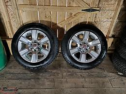 "20"" Tires and Rims"