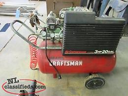 *Wanted* Old Broken Air Compressor