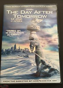 The Day After Tomorrow | DVD