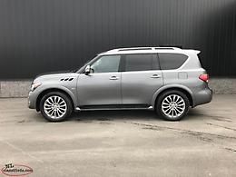2017 Infiniti QX-80 Low KMS