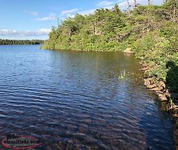 1.62 Acre Waterfront Lot, 700 Ft pond frontage, (LAST LOT AVAILABLE)