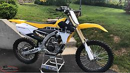 Yamaha Yz250f 60th Anniversary Edition!!