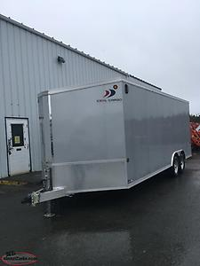 8.5 x 20 Enclosed Trailer