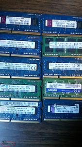 PC3 laptop Ram