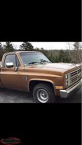 1986 Chev Diesel Sell/Trade