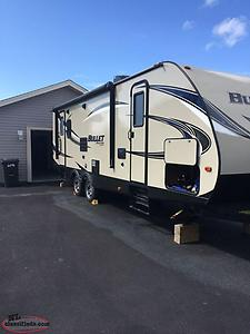 2016 Bullet 269RLS Trailer - 1 Slide