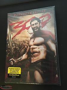 NEW 300 - DVD Sealed package!