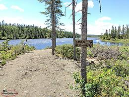 Cabin Land -PRICE REDUCED FOR QUICK SALE !