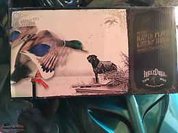 """Drake Rapid Flyer Lucky Duck"" Motorized Flapping Wing Decoy"