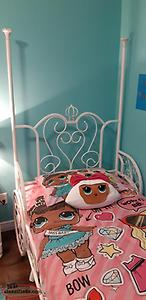Princess Carriage Twin Bed Fame
