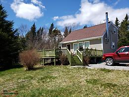 Cabin for Sale on Goulds Pond