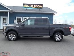 **REDUCED** 2017 Ford F-150 Supercrew