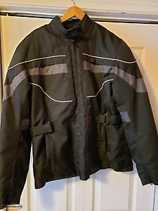 Ladies Motorcycle Jacket XL