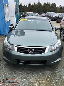 2008 Honda Accord Sdn LX Inspected, Manual, 188K