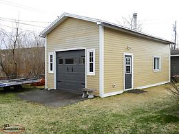 MLS # 1195925 Bungalow with large detached garage