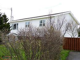 MLS # 1196429 bungalow with detached garage and 2 driveways!