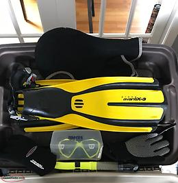 Dive gear !