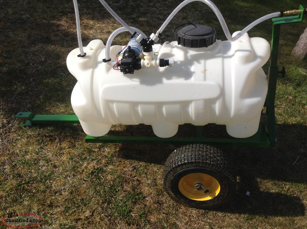 25 Gallon Towbehind Sprayer - St  John's, Newfoundland
