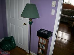 Floor Lamp in excellent condition