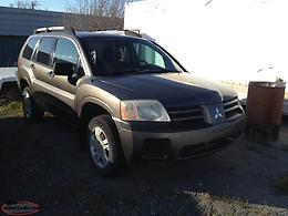 "2005 Mitsubishi Endeavor, ""USA"".. AWD, New Tires, MVI Rust Free"