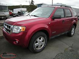 2008 Ford Escape, 4x4, Trades & OFFERS Considered 330-9100 or 986-6029