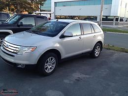 2007 Ford Edge SEL SUV, MVI, Xlnt Condition