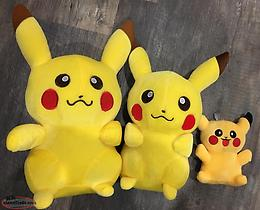 Pikacou stuffy