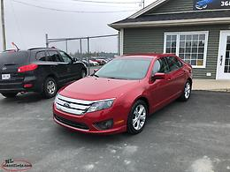 2012 Ford Fusion with 88,000 km, LOADED AND INSPECTED