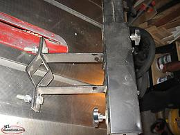 For Sale Power Fist Drill Press Roller Stand