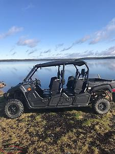 2016 Yamaha Viking VI EPS SE Side By Side Utv