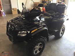 *******USED 2014 Arctic Cat TRV 1000 Limited Touring *******