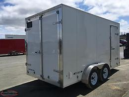 7 x 14 Enclosed Trailer Weberlane